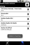 Italia Radio  Pro screenshot 3/3