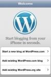 WordPress - Automattic screenshot 1/1