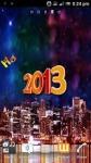 New Year Live Wallpaper HD  screenshot 2/3