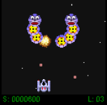 Galactic Attack screenshot 1/1