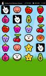 Smiley Fruit Memory Games screenshot 2/6