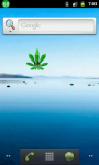 Marijuana Battery Widget HQ screenshot 2/5