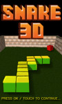 Snake 3D - Free screenshot 1/5