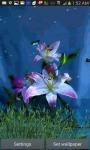 Magical Flowers LWP screenshot 1/3