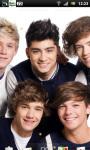 One Direction Live Wallpaper 4 screenshot 1/3