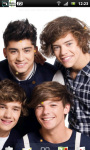 One Direction Live Wallpaper 4 screenshot 2/3