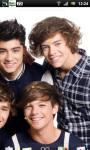 One Direction Live Wallpaper 4 screenshot 3/3