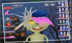 Monster Hair Salon 2 screenshot 3/5