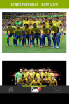 Brazil National Team Live Wallpaper screenshot 4/6