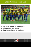 Brazil National Team Live Wallpaper screenshot 5/6