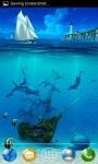 Ocean Dolphins Live Wallpaper screenshot 2/3