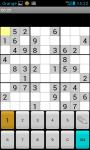Sudoku Numbers screenshot 1/4