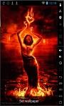 Land Of Fire Live Wallpaper screenshot 1/2