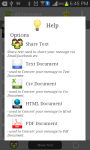 SMS Converter - All in one  screenshot 1/6