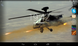 Attack Helicopter Live screenshot 1/4