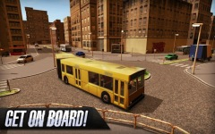 Bus Simulator 2015 screenshot 1/2
