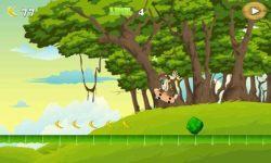 Monkey Banana Skater  screenshot 5/6