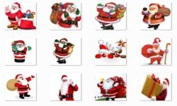 Christmas Santa Claus Classic Game screenshot 1/3