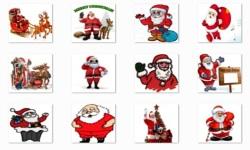 Christmas Santa Claus Classic Game screenshot 2/3