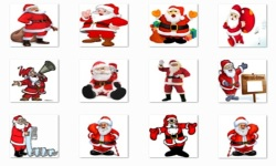 Christmas Santa Claus Classic Game screenshot 3/3