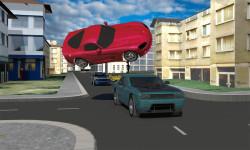 Extreme Car Driving simulator game screenshot 2/4