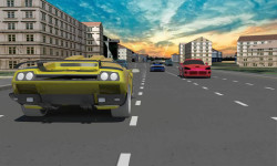 Extreme Car Driving simulator game screenshot 3/4