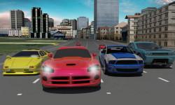 Extreme Car Driving simulator game screenshot 4/4