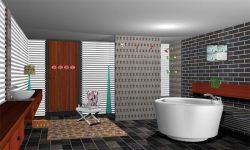 Escape Game-Messy Bathroom screenshot 1/3