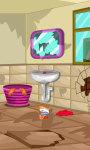 Escape Game-Messy Bathroom screenshot 3/3