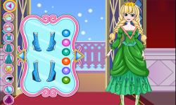 Princess Classic Fashion Elsa Dress Up screenshot 3/3