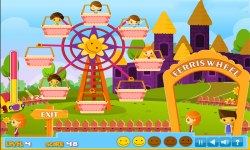 Kids On Ferris Wheel screenshot 3/3