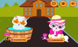 Baby Cat Salon screenshot 1/5