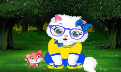 Baby Cat Salon screenshot 4/5