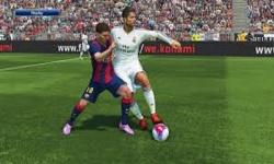 Pro Evolution Soccer 2016 screenshot 1/6