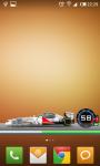 F1 Battery Widget screenshot 3/6