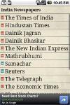 India Newspapers screenshot 1/1