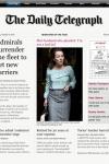 The Telegraph for iPad screenshot 1/1