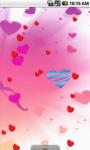 Cupid Heart Live Wallpaper screenshot 1/4