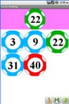 Shake Lucky Numbers screenshot 1/5