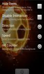 Fire Ball Live Wallpaper screenshot 4/4