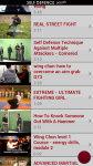 Self Defense Tutorials Free screenshot 2/6