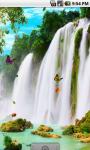 Beauty Waterfall LiveWallpaper screenshot 1/4