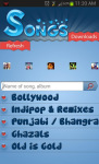 Indian Music With Download screenshot 1/4