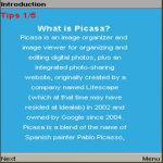 Picasa Tips screenshot 4/4