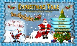 Free Hidden Objects Game - Christmas Tale screenshot 1/4