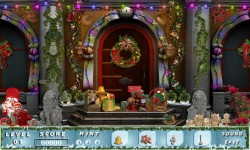 Free Hidden Objects Game - Christmas Tale screenshot 3/4