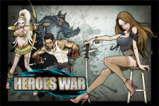 Heroes-War screenshot 1/5