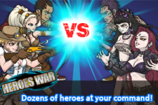 Heroes-War screenshot 4/5
