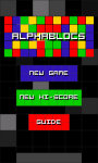 AlphaBlocs screenshot 1/6