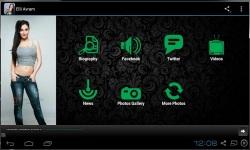Elli Avram Fan App screenshot 1/4